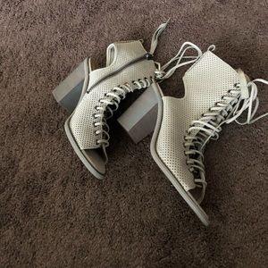 Dolce Vita block heel booties